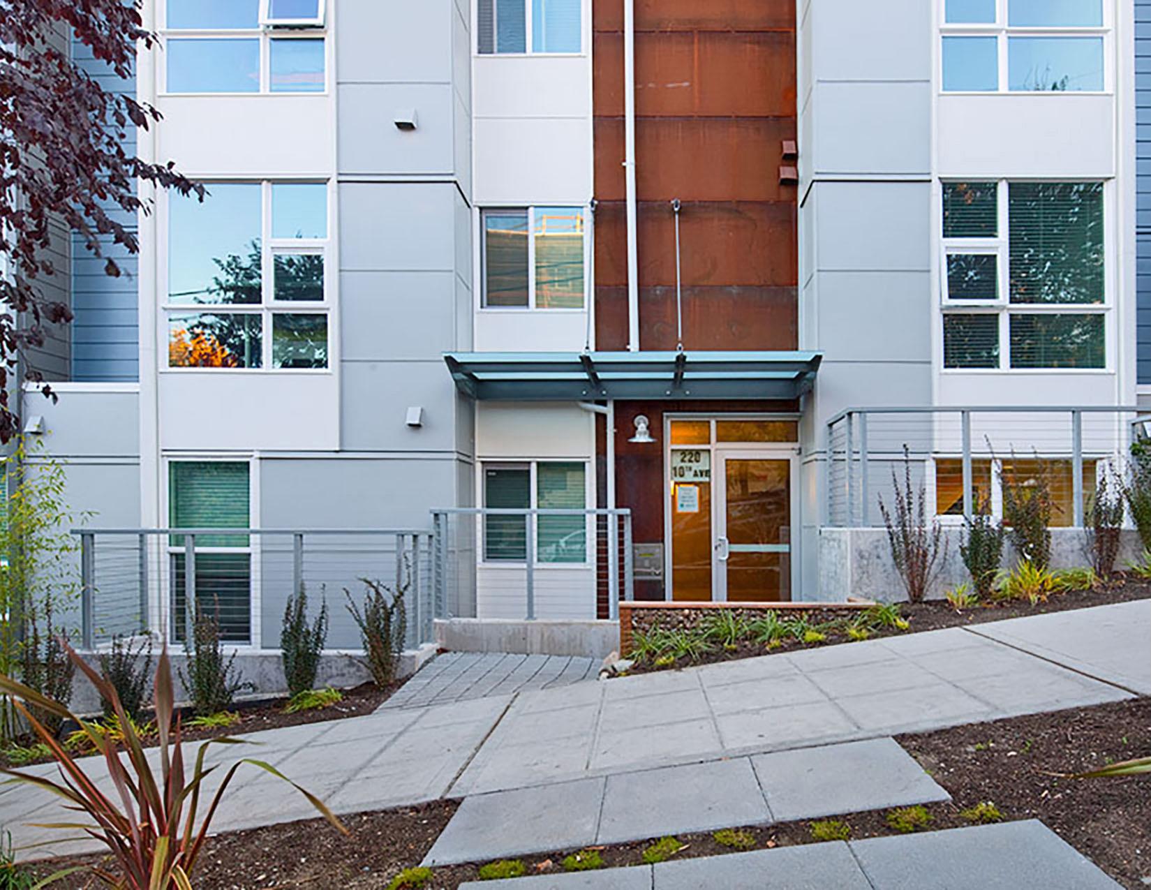 ALDER FLATS First Hill/Yesler Terrace, Seattle, WA