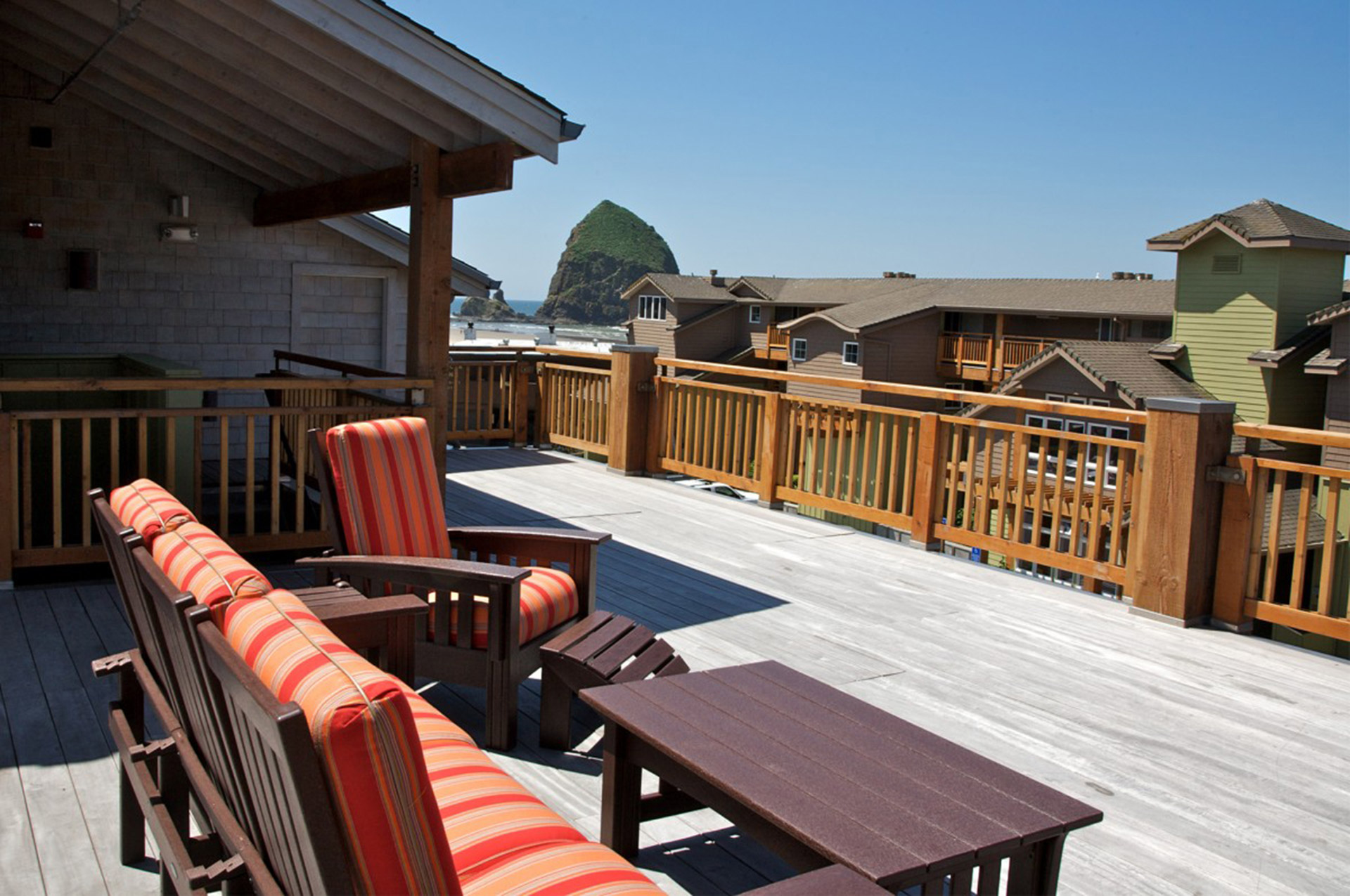 THE SURFSAND RESORT Cannon Beach, OR