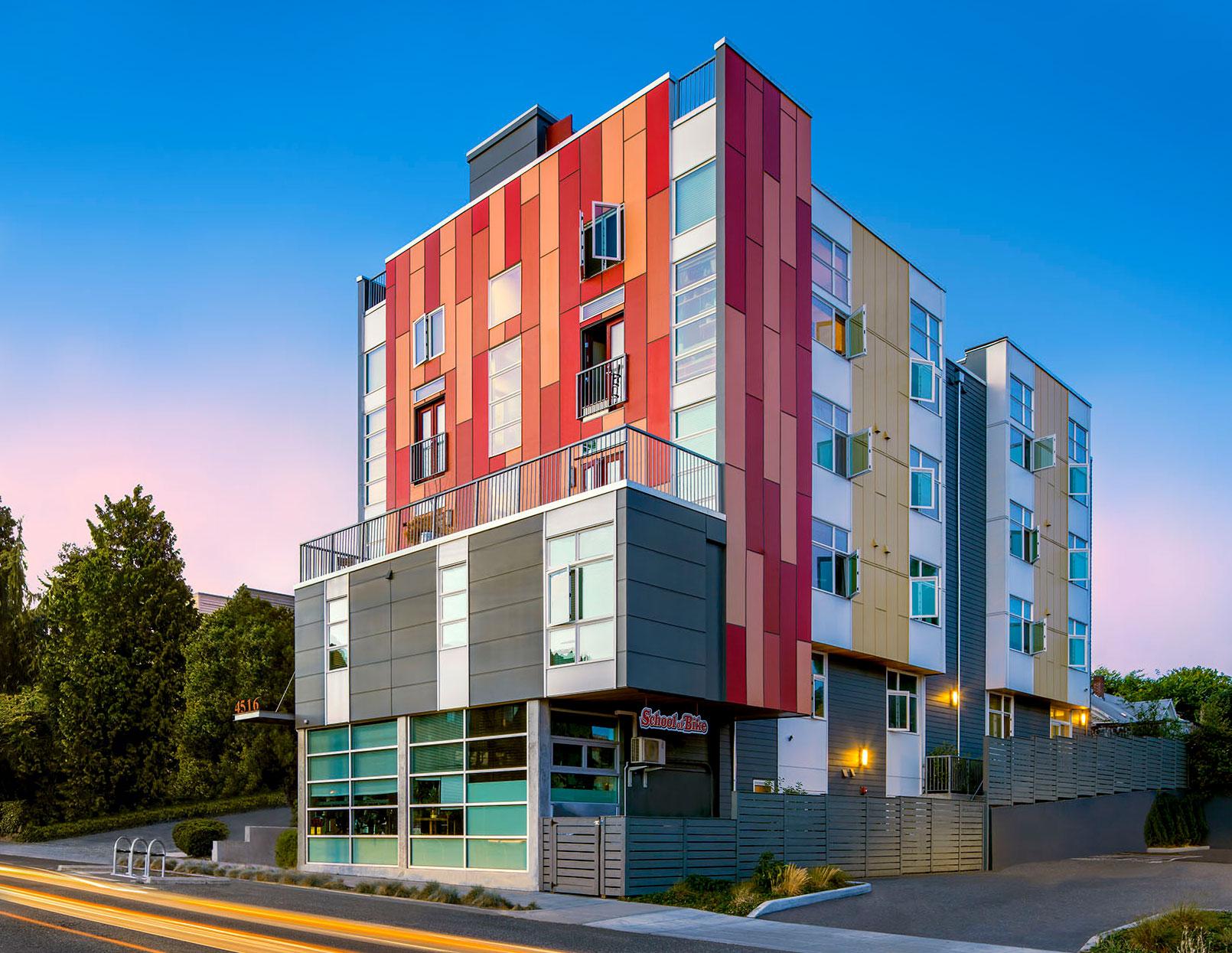 FOOTPRINT WALLINGFORD Wallingford, Seattle, WA